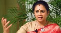 lakshmi ramakrishnan angry by insulting religion