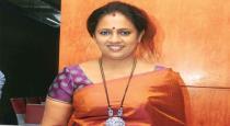 Lakshmi ramakrishnan new look photo leaked