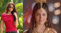 Vinayakar serial actress Akanksha Puri new photos