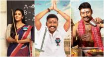 kapildev congrass rj balaji movie lkg