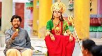 meera-mithun-tease-nayanthara-acts-in-amman-character