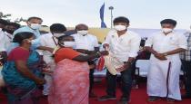 udhayanithi help to poor people