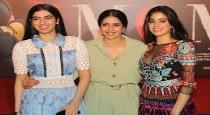 sridevi-daughters-wear-very-glamour-dressin-isha-ambani