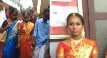 marriage happened in kerala Relief camp