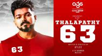 Case filed against to thalapathi 63 movie