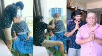 sathish-sheving-to-his-father-video-goes-viral