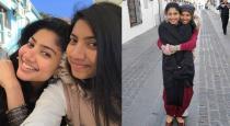 Sai pallavi sister pooja kannan viral dance video