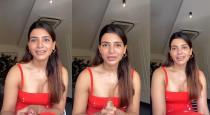 Actress samantha deepavali special Instagram photos goes viral
