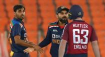 England captain Morgans shares fight between virat and butler