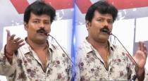 Actor sriman faced issue before cast his vote