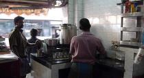 New corona lockdown rules tea shop open from june 14