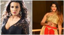 meera mithun commeted in new flim