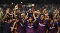 football player messi got new record