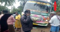 bus accident in thanjavur