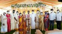 tamilnadu chief minister gift to shankar daughter marriage