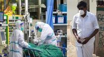 Pramakuti ADMK MLA sathan prabakaran corono test positive
