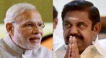 tamilnadu CM wrote letter to PM