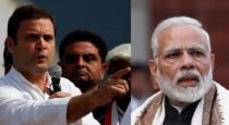 rahul gandhi talk about modi