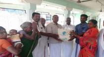 pudukottai gave money to shivan temple
