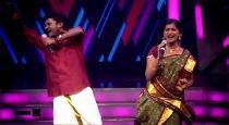 senthil rajalakshmi prabudeva dance