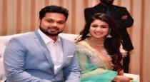 alya-manasa-sanjay-marriage-eception-photo-viral