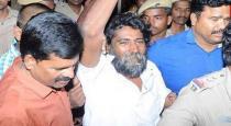 mukilan arrested