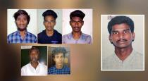 5 members killed a man over issue with transgenders