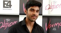new-actress-find-for-varma-movie