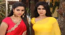 nanthini serial actres sexual complaint
