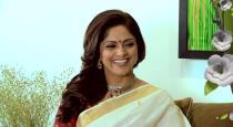 Actress Nathiya affected by corono