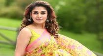 nayanthara firstlook poster released