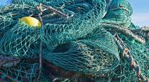 Fish net comes from sky in Srilanka viral news