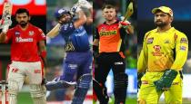 IPL T20 2021 captains list and their age