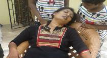 police register complient for her suicide atempt