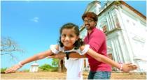 actress-meena-daughter-nainika-baby-photo-viral
