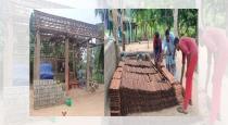 Pudukottai farmer safety precaution for nivar cyclone
