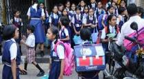 today not leave to school colleges in chenai
