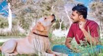 Soori gave dubbing to dog in anbulla gilli movie