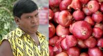 Man steeling onion from shop video goes viral