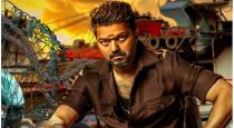 Kasthuri criticise bigil movie song