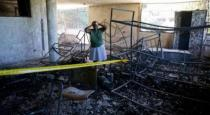 fire accident in haiti country