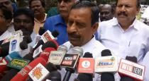 admk minister talk about freezing Sasikala assets