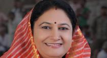 bjp women MLA died for corona