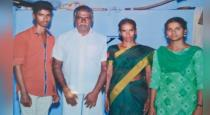 Palani 4 family members buried death news updates