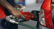 ethanol mixed in petrol