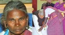 old lady crying for vajpayee death