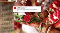 Mysteries abhinav kumar marriage advertisement goes viral