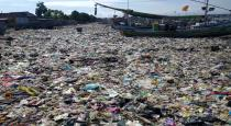 plastic wastage in reproduct petrol prance