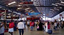 railway platform ticket price increased