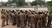 Tamil Nadu Police called for India China Ladaak border service